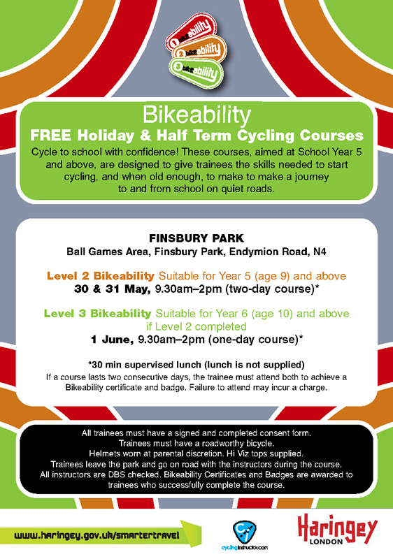 Bikeability SUMMER 2017 Page 2