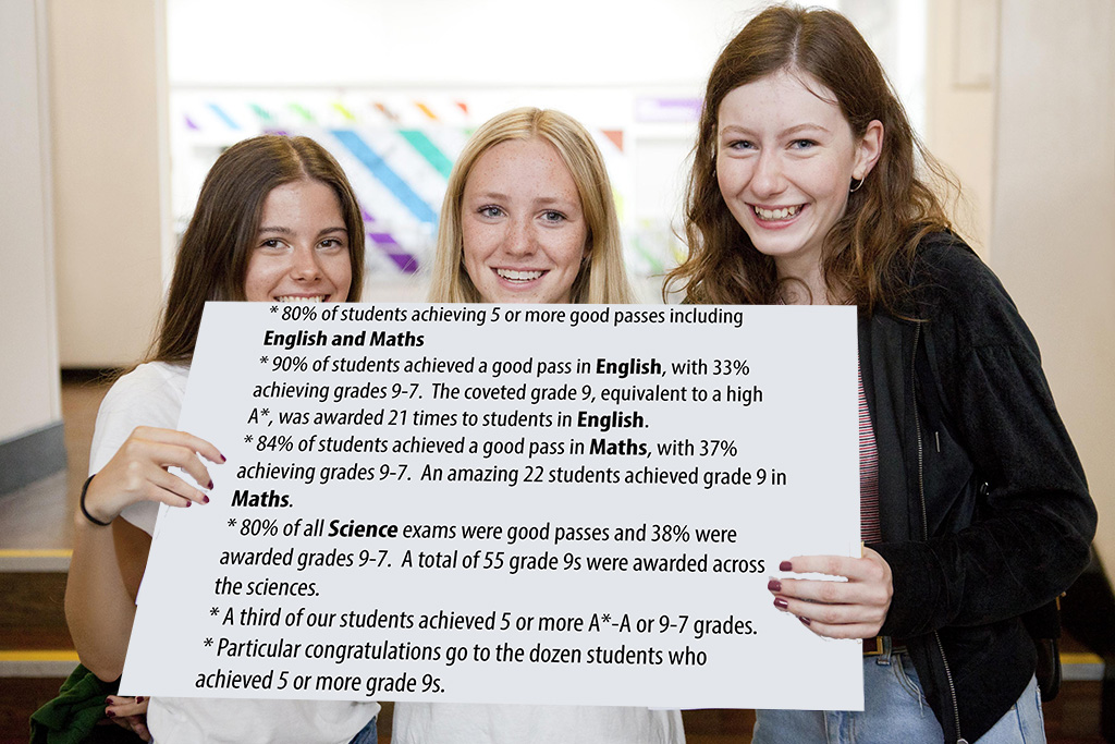 gcse results 02
